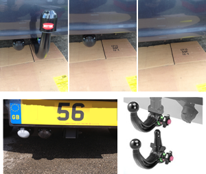 detachable towbars