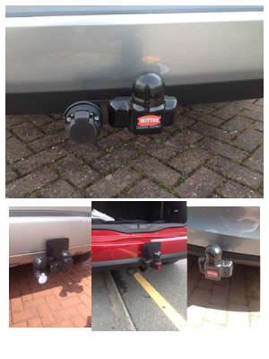 Wirral Flange Towbars